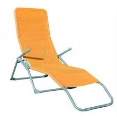 InGarden SIESTA napozóágy - Narancssárga