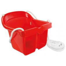 Gyerekhinta műanyag Inlea4Fun - piros Előnézet