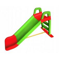 Inlea4Fun csúszda kapaszkodóval 140 cm - Zöld Előnézet