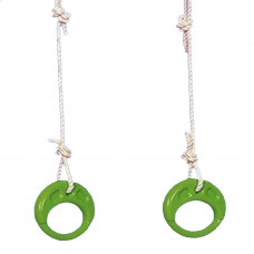 Játék tornagyűrű kötéllel Inlea4Fun  Előnézet
