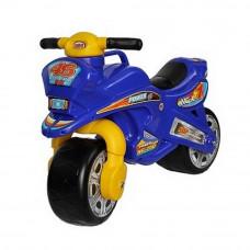 Inlea4Fun lábbal hajtós kismotor - Kék Előnézet