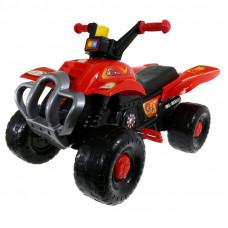 Inlea4Fun Big Quad pedálos négykerekű jármű - Piros