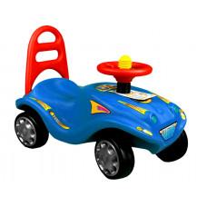 Lábbal hajtós kisautó Inlea4Fun Mini Mobile - Kék Előnézet