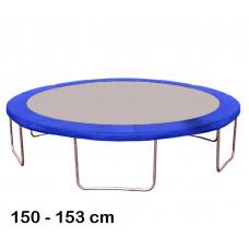 Aga rugótakaró 150 cm átmérőjű trambulinhoz - Kék Előnézet