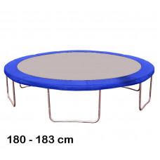Aga rugótakaró 180 cm átmérőjű trambulinhoz - Kék Előnézet