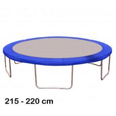 Aga rugótakaró 220 cm átmérőjű trambulinhoz - Kék Előnézet