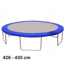 Aga rugótakaró 430 cm átmérőjű trambulinhoz - Kék Előnézet