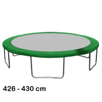 Aga  rugótakaró 430 cm átmérőjű trambulinhoz - Sötét zöld