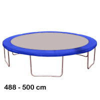 Aga rugótakaró 500 cm átmérőjű trambulinhoz - Kék