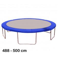 Aga rugótakaró 500 cm átmérőjű trambulinhoz - Kék Előnézet