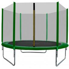 AGA SPORT TOP 305 cm trambulin - Sötét zöld  Előnézet