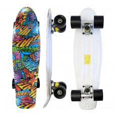 Gördeszka Aga4Kids Skateboard MR6009 Előnézet