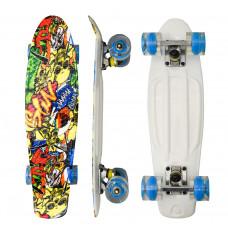 Gördeszka Aga4Kids Skateboard MR6002 Előnézet