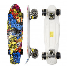 Gördeszka Aga4Kids Skateboard MR6012 Előnézet