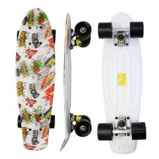 Gördeszka Aga4Kids Skateboard MR6013 Előnézet