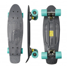 Gördeszka Aga4Kids Skateboard MR6015 - szürke Előnézet
