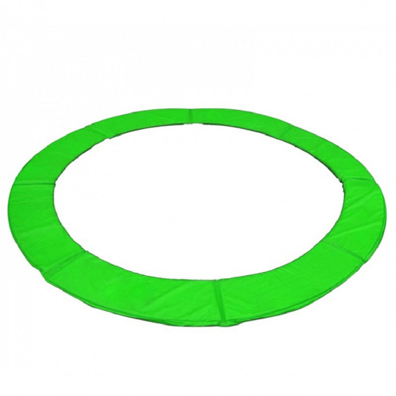 Aga rugótakaró 305 cm átmérőjű trambulinhoz - Világos zöld