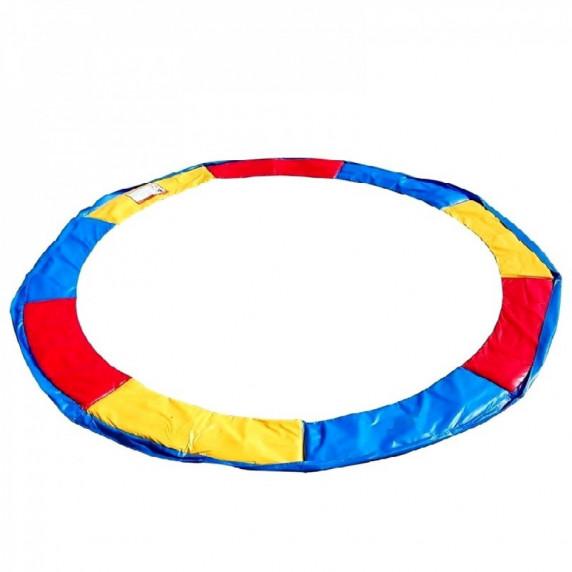 Aga rugótakaró 366 cm átmérőjű trambulinhoz - Háromszínű