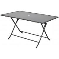 Összecsukható kerti asztal MR4358A 140 x 85 x 70 cm
