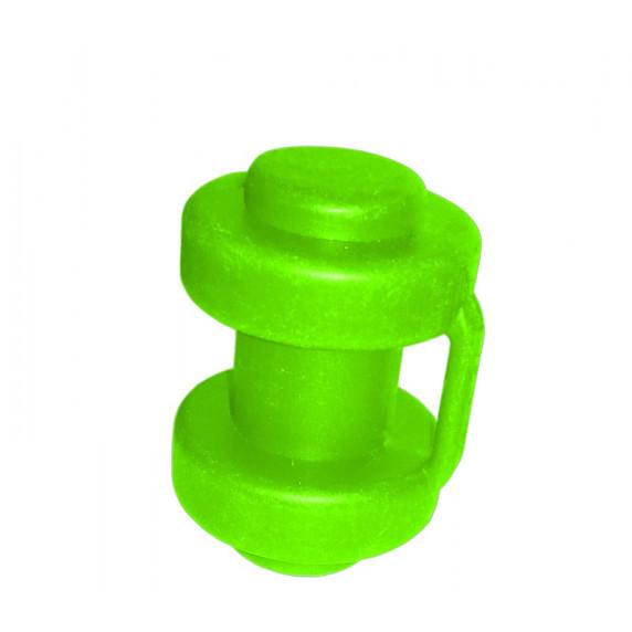 AGA Hálótartó rúd fedél - belső védőhálós trambulinokhoz - Light green