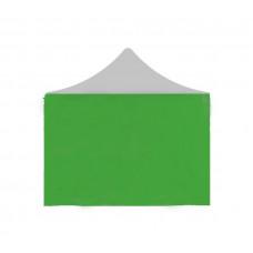 AGA Oldalfal kerti sátorhoz PARTY 2x2 m - Zöld Előnézet