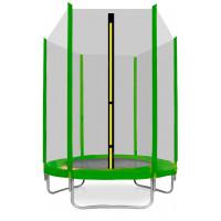 AGA SPORT TOP 150 cm trambulin - Világos zöld