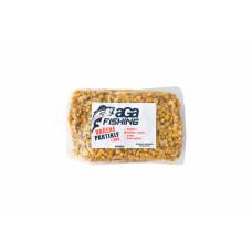 Főtt kukorica horgászathoz 1,8 kg AGA Fishing - eper ízesítésű Előnézet