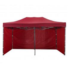 AGA kerti sátor 3O POP UP 3x6 m - Piros Előnézet