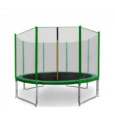 AGA SPORT PRO 366 cm trambulin - Sötét zöld Előnézet