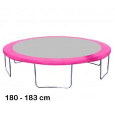 Aga rugótakaró 180 cm átmérőjű trambulinhoz - Rózsaszín Előnézet