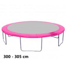 Aga rugótakaró 305 cm átmérőjű trambulinhoz - Rózsaszín Előnézet