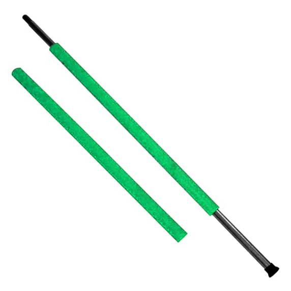 Habszivacs védő tartóoszlopra AGA  MIRELON 70 cm - Sötét zöld