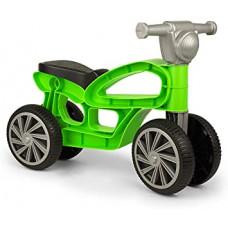 CHICOS Lábbal hajtós kismotor - Zöld Előnézet