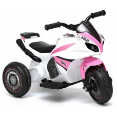 Inlea4Fun GTM 5588 Elektromos háromkerekű - rózsaszín Előnézet