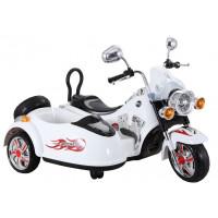 Inlea4Fun SX138 Elektromos kismotor - fehér