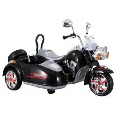 Inlea4Fun SX138 Elektromos kismotor - fekete Előnézet