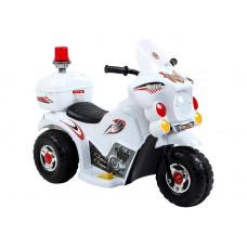 Inlea4Fun LL999 Elektromos kismotor - fehér Előnézet