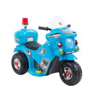 Inlea4Fun LL999 Elektromos kismotor - kék