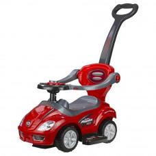 Inlea4Fun gyermekjármű 3 az 1-ben - piros