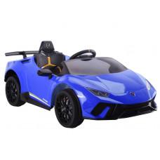 Inlea4Fun LAMBORGHINI Huracan Elektromos kisautó - kék