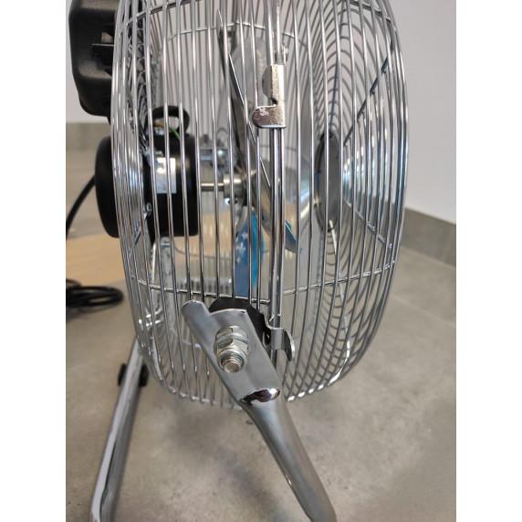 VENTO padló ventilátor 30 cm 55W - króm