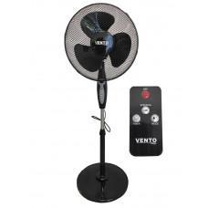 VENTO Otthoni álló ventilátor 40 cm 40W távirányítóval - Fekete Előnézet
