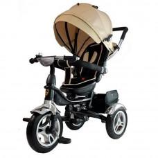 Inlea4Fun PRO600 tricikli - krém Előnézet