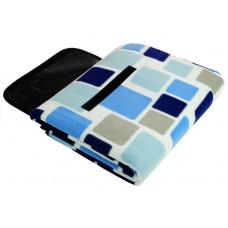 InGarden Pikinik takaró 150x250 cm - kék 2809 Előnézet