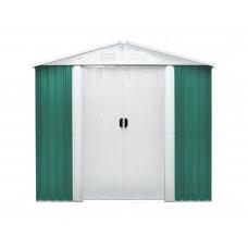 MAXTORE 106 Kerti tároló ház - Zöld Előnézet