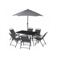 Kerti bútor szett  napernyővel Complex MIR-Z5059