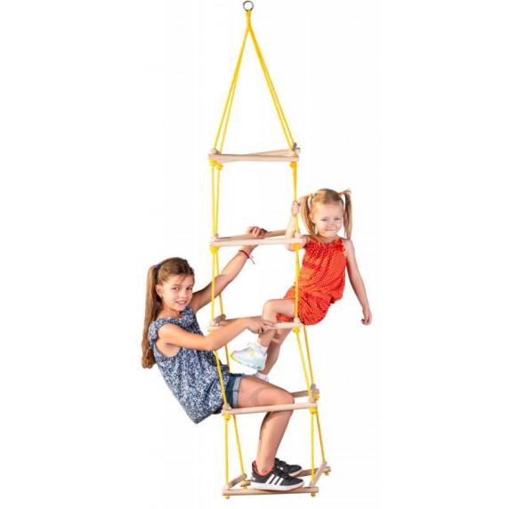 Fa kötéllétra gyerekeknek Woody