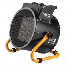 NEO TOOLS elektromos kerámia hősugárzó 90-063 3 KW Előnézet