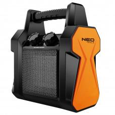 NEO TOOLS elektromos kerámia hősugárzó 90-061 3 KW Előnézet