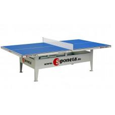 Kültéri ping pong asztal SPONETA S6-67e - kék Előnézet